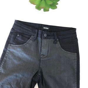 Hudson Black Skinny Jean